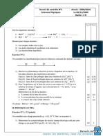 devoir-de-contrôle-n°1--2009-2010(ben-dahmene)