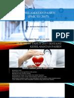 sosialisasi keselamatan pasien dr.fida.ppt