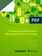 Livro - Educação ambiental e meio ambiente em pauta