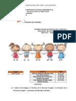 REGIMEN JURIDICO DE PROTECCION DEL ÑINO, NIÑA Y ADOLESCENTES