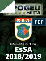 Resolução EsSA