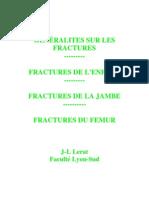 Chapitre_1 - fracture généralité-jambe-fémur