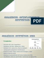 1.- Analgesicos