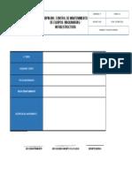 Rbpm-008 Control de Mantenimiento de Equipos - Maquinarias - Infraestructura
