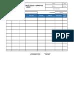 Rbpm-009 Control de Calibraciòn de Equipos e Instrumentos de Mediciòn