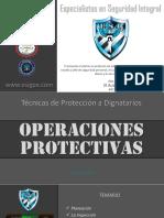 Seguridad y Protección a Personas Importantes