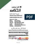 MAJMUAH 2 AL-HIKMAH _32_