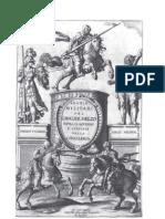 MELZO Lodovico. Regole Militari Sopra Il Governo e Servitio particolare della Cavalleria. 1611. Ed 1641