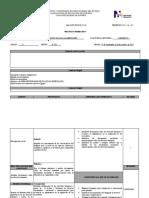 Formato planeación proyecto