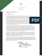 Pence Letter_25th Amendment