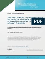 LECT 2_Discurso judicial y violencias contra_construir sentencias como tecnologia de genero