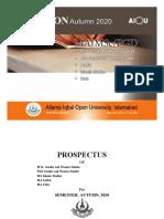 MA Urdu, Islamic St, Arabic, PGD & MSc Gender & Women St