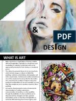 ART AND DESIGN REPORT