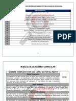 Formatos de Selección de Personal (1)