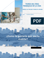 TEORIA DEL FINAL TRANQUILO DE LA VIDA (1).pptx