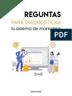 10 Preguntas Para Diagnosticar Tu Sistema De Marketing.pdf