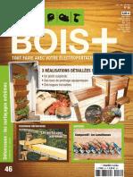 Bois+ n° 46 Avril-Mai-Juin 2018