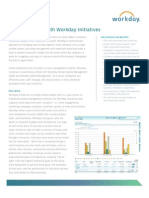 Workday Initiatives Datasheet