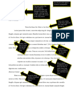 WRIT 1133 How to Format Your Documents