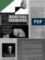 12 meses para enriquecer - O plano da virada -- Marcelo Silvestre