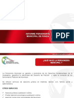 INFORME RENDICION DE CUENTAS 2017 -CONSEJO Y COMUNIDAD