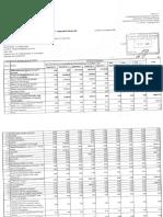 Raportul financiar al lui Tudor Deliu (9–16 octombrie 2020)