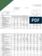 Raportul financiar al Violetei Ivanov (24–30 octombrie 2020)