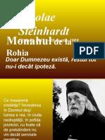 Monahul_de_la_Rohia  - un evreu convertit la ortodoxie.pps