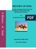 History of Sindh
