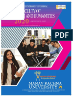 BA BEd Programme from Manav Rachna University