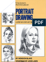 Portrait Drawing A Step-By-Step