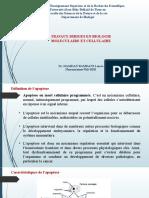 Cours biologie  Apoptose.pptx