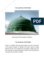 The Excellance of Haft Haikal