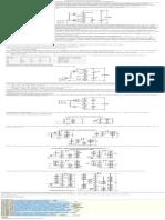 Умножители напряжения (практические схемы умножителей)_