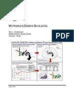 METEOROID:DEBRIS SHIELDING.pdf