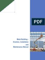 Tata BlueScope Steel (BUTLER INDIA) Erection Manual