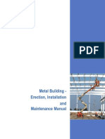 Tata BlueScope Steel (BUTLER INDIA) Erection Manual