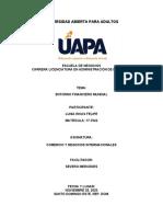 Comercio y Negocios Internacionales (Tarea 5)