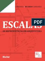 Escalas de Representação Em Arquitetura 5ª Edição