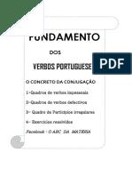 FundamentodosVerbosPortugueses PauloNzungo 13012021 Amostra