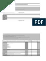 Formato de Evaluacion Plantas de Beneficio de Aves Dic 2007