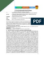 2.- INFORMES INICIALES COPRO jacinta ARPASI VILCA 02-10-19
