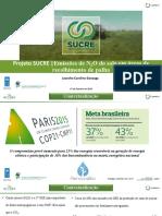 5. Emissões de N₂O do solo em áreas de recolhimento de palha