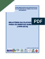 Relatorio- Sobre Direitos Humanos - OAM