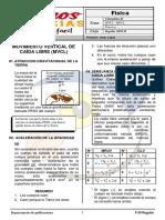 FISICA 04 REGULAR II - CINEMÁTICA II