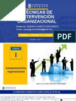 SEMANA 2.TECNICAS ORGANIZACIONALES.ppt