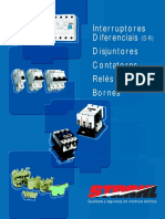 catalogo_disjuntores contator STRAHL