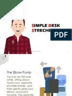 Desk Stretches That Will Keep You Alive - Rohit Bhaskar PT - Ptpedia