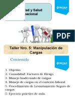 LaboratorioV.Manipulación de Cargas (1).pptx