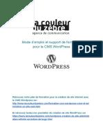 guide_utilisation_mode_d_emploi_WordPress